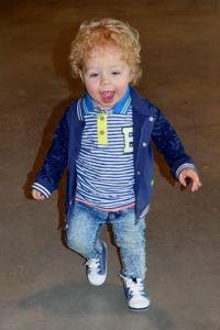 REVIEW: BABY-PROOF® Smart eerste stapschoentjes, goedgekeurd door Thor :-)