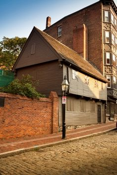 Boston Paul Revere Home (Podcast Interview). IWalked Audio Tours