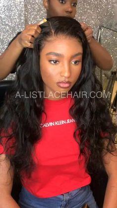 Onbre Hair, Lace Hair, Remy Hair Wigs, Human Hair Lace Wigs, Curly Wigs, Curly Hair Styles, Natural Hair Styles, Long Natural Hair, Body Wave Hair
