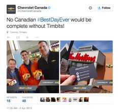 Content Marketing Minds: Chevy's #BestDayEver as the Best Prank Ever | Social Media Today
