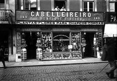 Lisboa de Antigamente: Rua Áurea, 145-149
