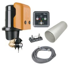Quick BTQ 110-25 DC Bow Thruster Kit, 12V, 25kgf, 1.3kw