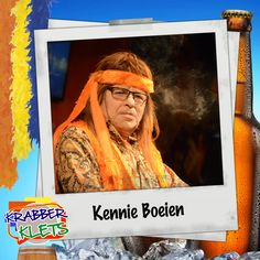 Rene van de Veerdonk: Kennie Boeien, https://www.facebook.com/krabberklets/?fref=ts