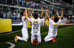 Título faz Santos igualar Palmeiras como segundo maior campeão paulista: ift.tt/1q7U7BI