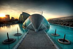 City of Arts and Science X by Phi Gun / 500px