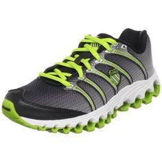 K-Swiss Women's Tubes Run 100 Running Shoe K-Swiss