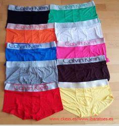 Ropa interior del boxeador de Calvin Klein Calvin Klein barato  Calvin Klein  hombres calzoncillos pantalones de algodón transpirable esquinas modal ... 10d1346c587