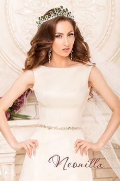 Ksenia - wedding dress by Neonilla brand
