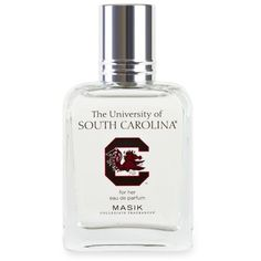 Masik Collegiate Fragrance  University Of South Carolina Women's... ($40) ❤ liked on Polyvore featuring beauty products, fragrance, flower perfume, fruity perfumes, parfum fragrance, blossom perfume and floral fragrances