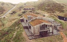 Summer house, Blokhus. Architect: Lars Bo Poulsen (2012)