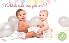 Parents Debate Cloth or Natural Disposable Diapers - http://www.mommygreenest.com/cloth-or-natural-disposable-diapers/