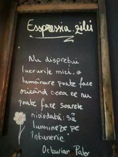 Lucrurile mici Marie Forleo, Chalkboard Quotes, Art Quotes, Facts, Thoughts, Ideas
