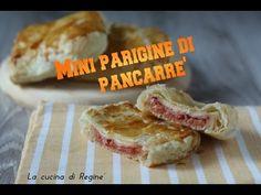 Mini parigine con pancarrè | La cucina di Reginé ☼