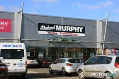 The Michael Murphy Home Furnishing store in Wexford town.