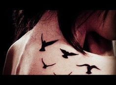 The Sexiest Tattoo Spots for Women: Shoulder