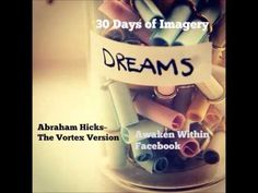 Abraham Hicks~ Start today~ Virtual Reality ~ Your powerful Now.