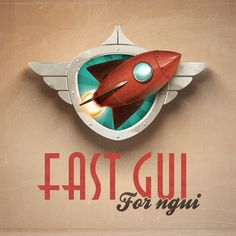 I created this Badge to promote the plugin FastGui. A great tool developed by my partner Bruno Mikoski. http://u3d.as/content/monster-juice/fast-gui/3vJ