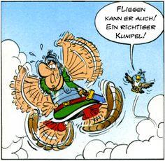 Römischer Flieger