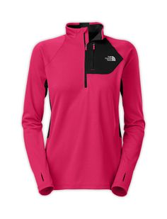 The North Face Women's Activities Running WOMEN'S IMPULSE ACTIVE 1/4 ZIP