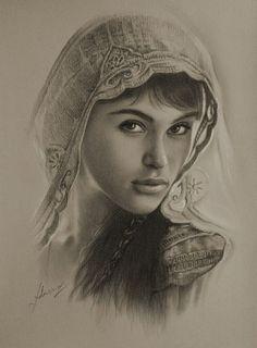 amazing pencil sketches07 Amazing Pencil Sketches