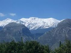 Mt. Taygetos, Sparti (Sparta)