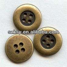 High end fashion different types of buttons in shenzhen