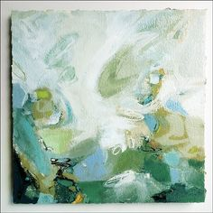 Imagine Gallery - Franklin TN, abstract painting by Christina Baker