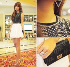 Shine Bright Like A Diamond (by Camille Co) http://lookbook.nu/look/4357487-Shine-Bright-Like-A-Diamond