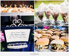Fun food makes a fun wedding!