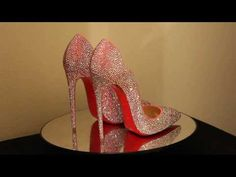 17be4f72c 130 Best Christian Louboutin   Other Designer Strass Shoes images in ...