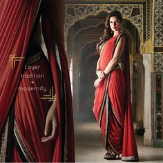 Handpicked Sarees that promise a rare magnificence. Contemporary yet timeless #CelebrationWear