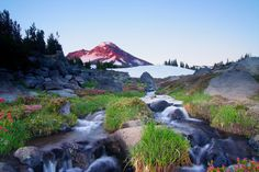 Backpacking Wilderness   Three Sisters Wilderness Backpacking and Photography Tour ...