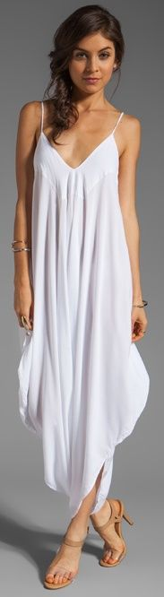 Indah Jumpsuit...simple is just as gorgeous as a clothing production