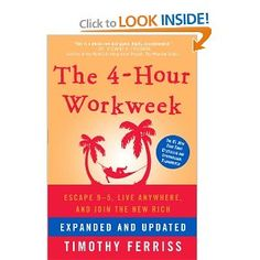 business book |The 4-Hour Workweek