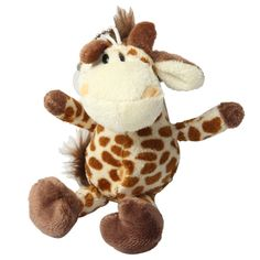 Stuffed Plush Sika Deer Style Doll Decoration Toy Gift with Suction Cup, Size: 26 x 8 x 9 cm