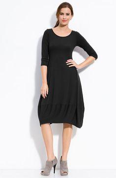 eileen fisher designer | Eileen Fisher Jersey Lantern Dress | Nordstrom