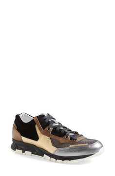 official photos ae932 9477d Lanvin Metallic Sneaker (Women) available at  Nordstrom Moda, Tendencias,  Moda Del