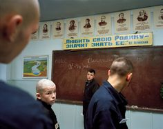 Carl de Keyzer Photography | Prints | ZONA | Kansk, Siberia, Russia (PGRM5D5M)