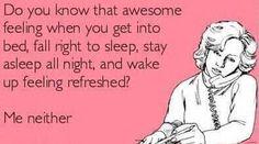 Sleep???