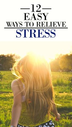 These easy ways to relieve stress are AWESOME! I found these so helpful and simple! I can't wait to try out the stress reducing APPS that are mentioned! Pinning for later reference! Health Diet, Health And Wellness, Dealing With Panic Attacks, Today Is A New Day, Ways To Relieve Stress, Heath And Fitness, This Is Your Life, Depression Help, Natural Health Remedies
