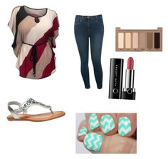 """""""Quiet girl"""" by diva766 ❤ liked on Polyvore featuring beauty, M&Co, Avenue, Urban Decay and Marc Jacobs"""