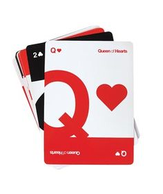Helvetica Playing Cards This graphic deck featuring the beloved font will win the hearts (and diamonds and clubs) of design aficionados. Cheap Stocking Stuffers, Vip Card, Joker Card, Cool Cards, Game Design, Card Games, Playing Cards, Typography, Graphic Design
