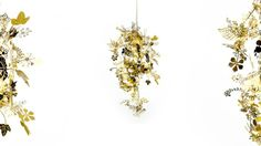 Tangled Garland Light by Tord Boontje This garland lamp shade by esteemed designer Tord Boontje Tord Boontje, Light Garland, Love Home, Tangled, Mother Nature, Interior Inspiration, Pendant Lighting, Christmas Decorations, Lights