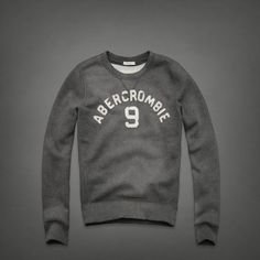 the good crew we were begging for!    Mens Emmons Mountain Sweatshirt | Mens Hoodies | Abercrombie.com