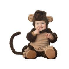 Baby Lil Monkey Costume