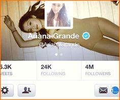 Ariana Grande Thanks Her Fans December 30, 2012
