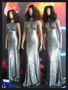 Dreamgirls Movie Dresses