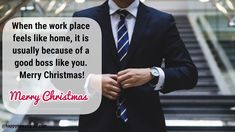 Happy Merry Christmas Wishes Messages for Boss: Your boss in the office is like a guiding figure who helps you in all the circumstances but not every boss is the same. Merry Christmas Poems, Merry Christmas Wishes Messages, Message For Boss, Good Boss, Happy New Year 2020, Christmas Wallpaper