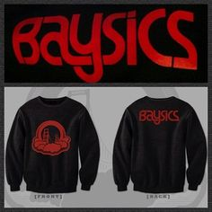 Crew and Sweaters Now at #BaysicsClothing $45 #Baysics #Urbanwear #Streetwear #BayArea