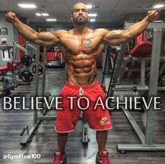 Believe in yourself don't let anyone tell you that you can't do it #nevergiveup #bodybuilding #fitness